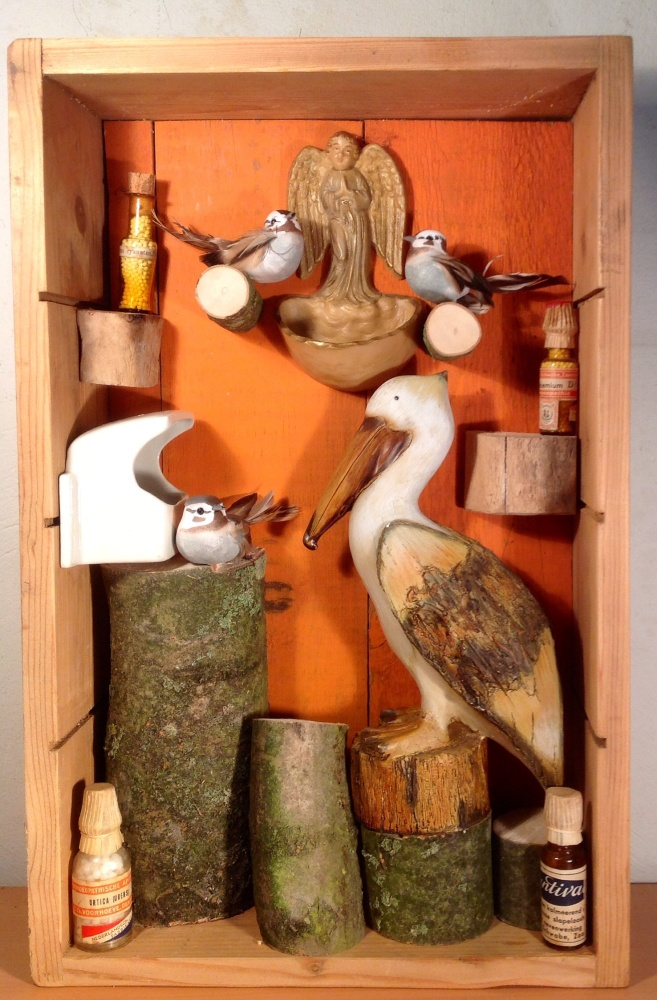 Hannemann's Mysterious & Weird Homeopathic Paradise of Birds